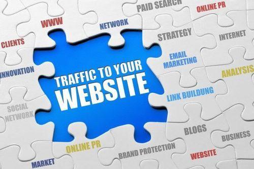 fraffic za website