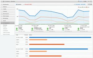 Kratak kurs internet marketinga – Statistika sajta