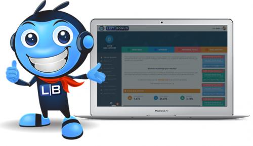 ListBonus-program za email marketing